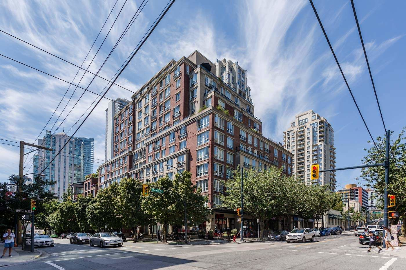 Vancouver Apartment For Rent | Yaletown | Beresford ...