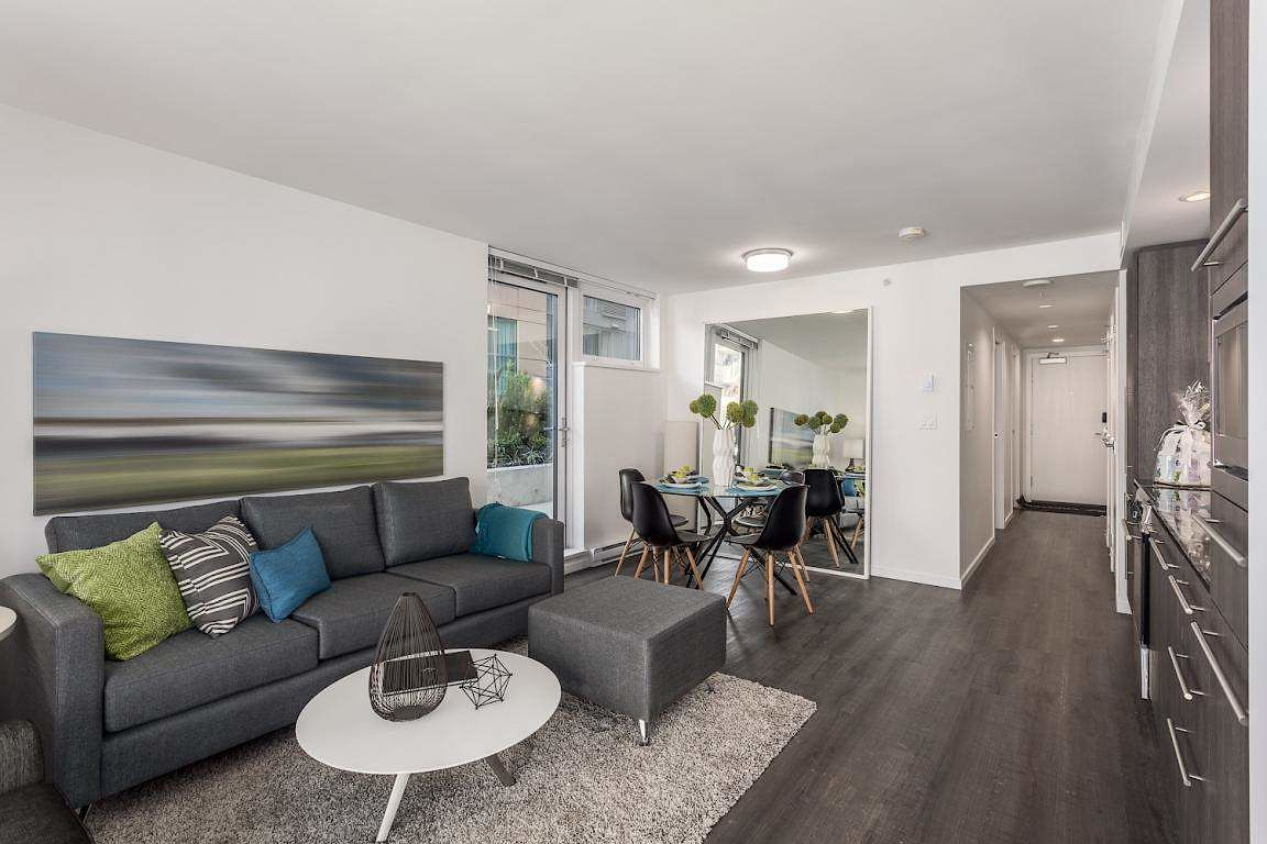 Vancouver Apartment For Rent | Yaletown | Neon Furnished ...