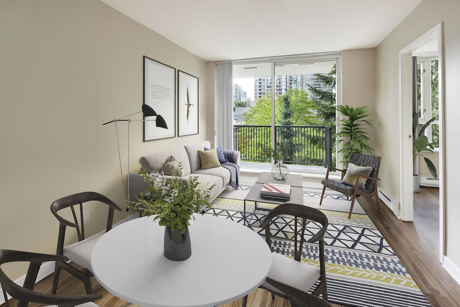 Vancouver Pet Friendly Apartment For Rent | Yaletown ...